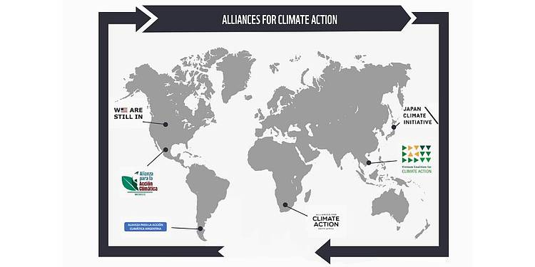 National alliances boost momentum for climate action as Paris Agreement marks 5th anniversary