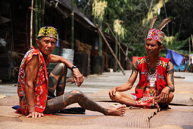 Victor Fidelis Santosa, Heart of Borneo, HoB, Dayak People, Iban, West Kalimantan