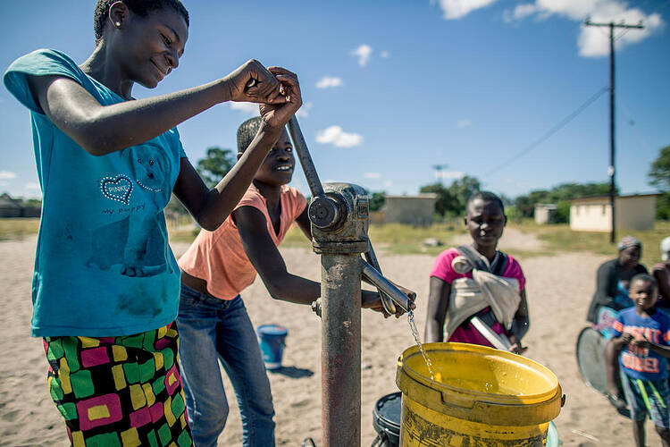 Boosting One Health in Africa by bringing water, sanitation and freshwater conservation together