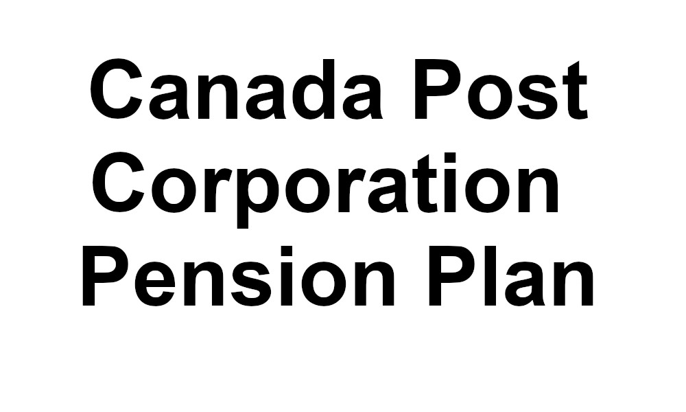 Canada Post Corporation Pension Plan