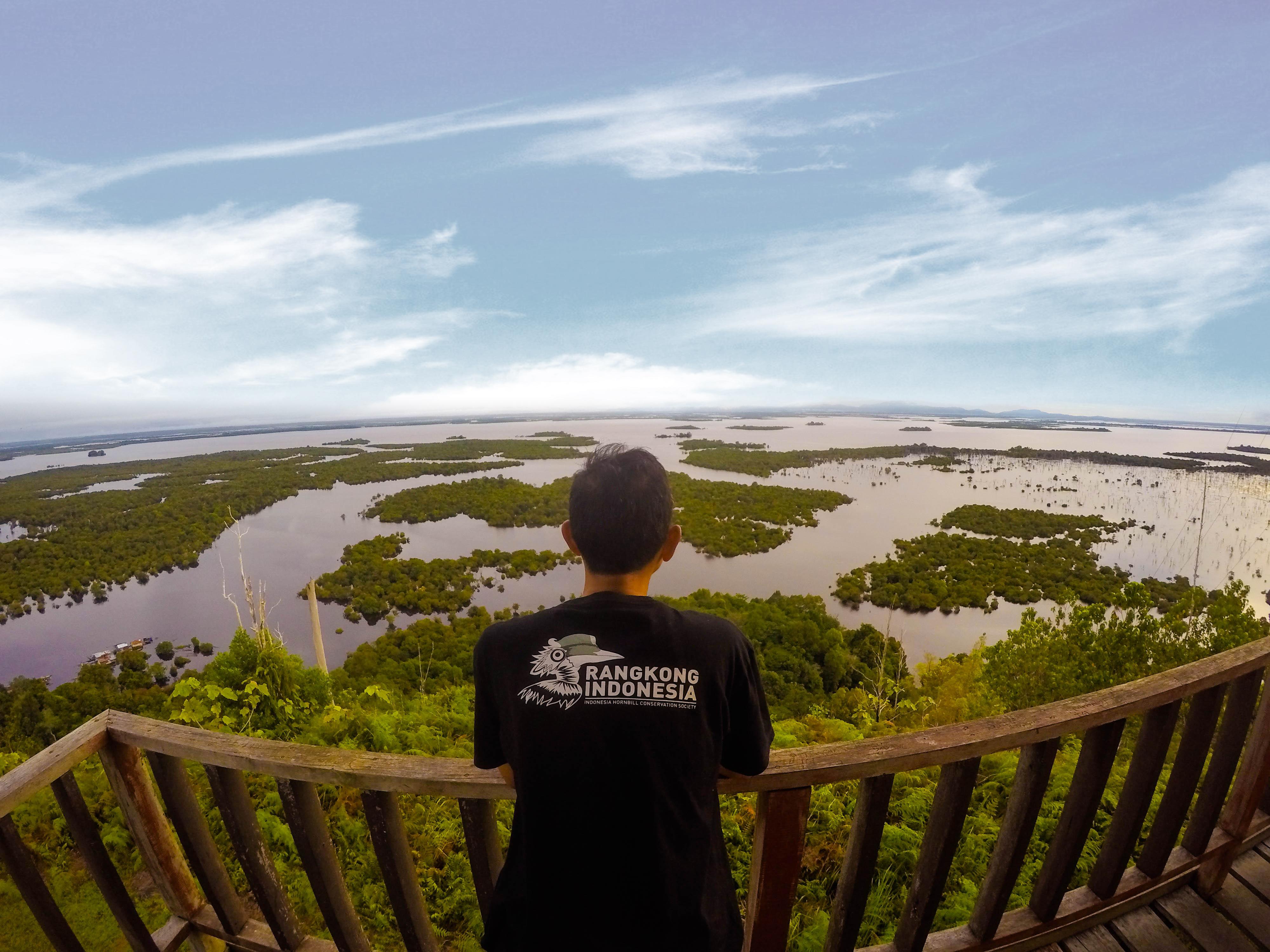 Betung Kerihun, Danau Sentarum and Kapuas Hulu officially ...