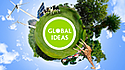 Global Ideas is a series of videos courtesy of Deutsche Welle.